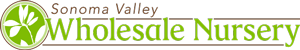 Sonoma Valley Wholesale Nursery Logo